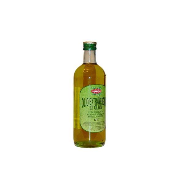 Ekstra jomfruoliven olie, 1 liter