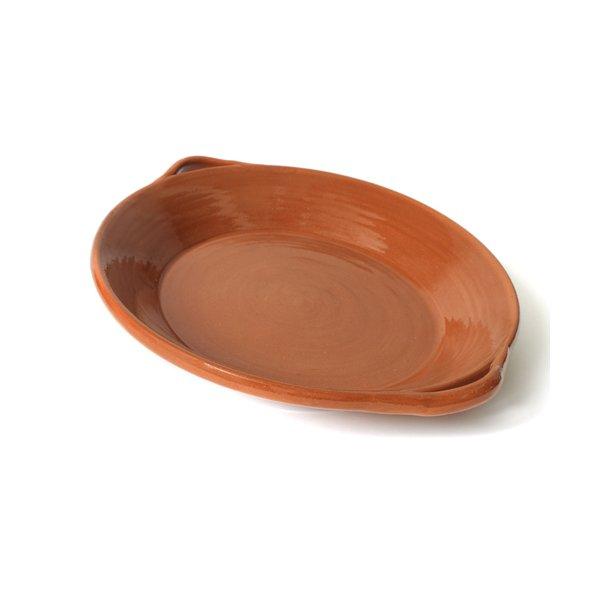 Salat eller serveringsfad i keramik