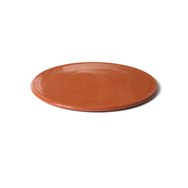 Pizza tallerken i keramik